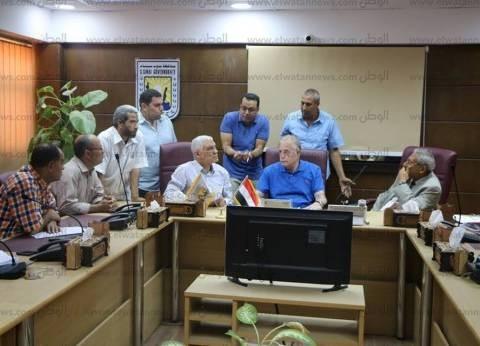 محافظ جنوب سيناء يدعو المواطنين للتقدم بطلبات تقنين أوضاع الأراضي