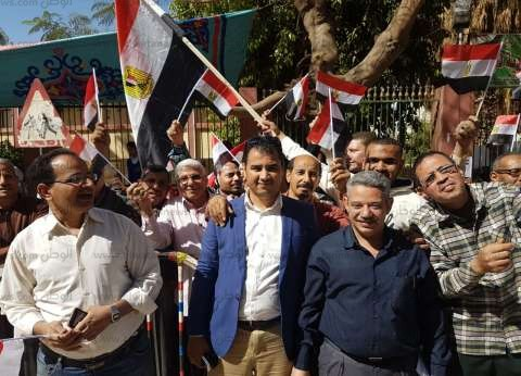 تزايد إقبال الشباب على الانتخابات في أسيوط