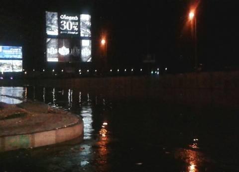 """""""الأرصاد"""" تحذر المواطنين من الأنفاق والمنحدرات: الأمطار فاجئت الجميع"""