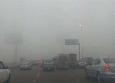 إغلاق طريقي إسكندرية الصحراوي والعلمين بسبب الشبورة المائية