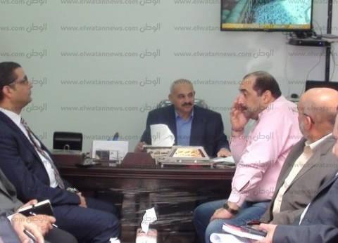 """محافظ جنوب سيناء يشكر شركات """"العربي"""" على جهودها لـ""""دعم المحتاجين"""""""