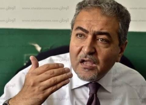 خالد العامري: قرار ضم العلاج الطبيعي يؤثر بالسلب على 650 ألف عضو بالاتحاد وأسرهم