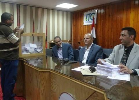 أحمد حسن ممثلا لجامعة المنيا في صندوق تحسين أحوال العاملين