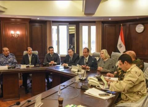 رئيس بعثة الجامعة العربية: سعيدة بأجواء التصويت.. وأتوقع إقبالا كثيفا
