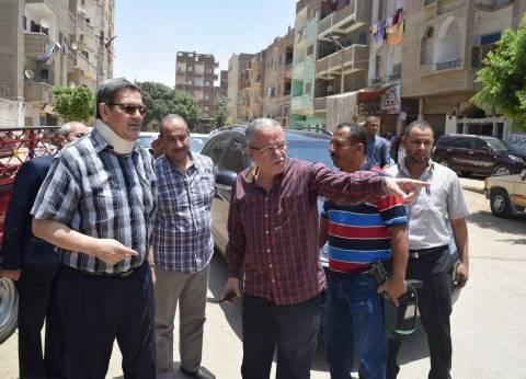 مخاطبة وزير الري لإقامة مرشحات لمعالجة ضعف المياه بمغاغة في المنيا