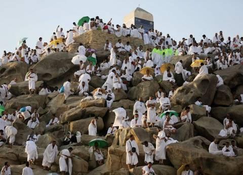 بالصور| حجاج بيت الله الحرم يستقرون على صعيد عرفات