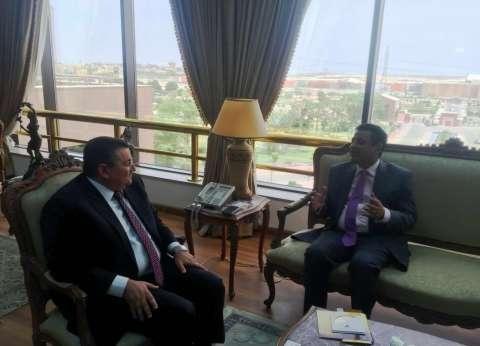 أسامة هيكل: علاقتنا باليمن تاريخية.. ونقدم كافة التسهيلات الإعلامية لها