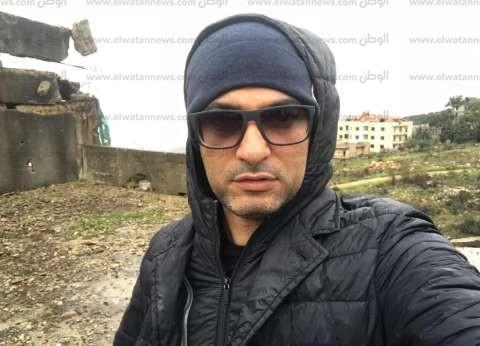 """مؤلف""""حملة فرعون"""": عمرو سعد لا يتدخل في السيناريو ولديه خبرة سينمائية"""