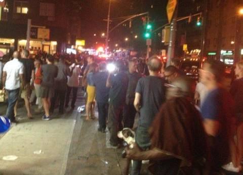 """عمدة نيويورك: توجد أدلة على أن """"انفجار نيويورك""""  كان عملا متعمدا"""