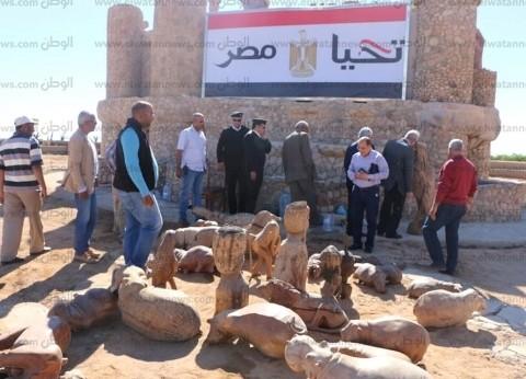 """محافظ جنوب سيناء يتفقد الاستعدادات لمؤتمر """"إفريقيا 2018"""""""