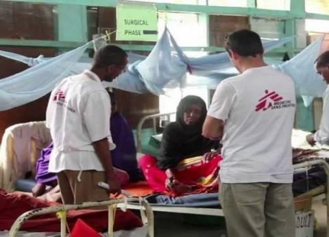 """""""أطباء بلا حدود"""": قصف 13 مستشفى بالغوطة الشرقية خلال 3 أيام"""