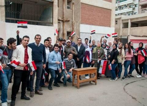 """""""العربية للعلوم"""" توفر أتوبيسات لنقل الناخبين للجان التصويت بالإسكندرية"""