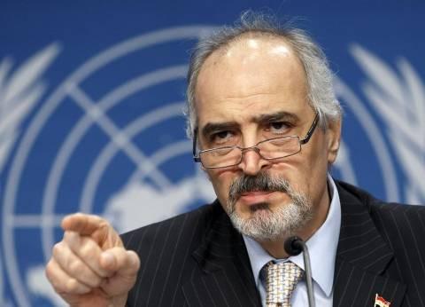 مندوب سوريا لدى الأمم المتحدة: لن نسمح بتدخل خارجي يرسم مستقبل دمشق