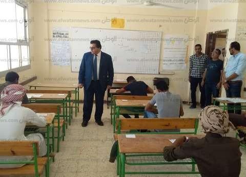 """""""تعليم جنوب سيناء"""": لم نتلق أي شكاوى في امتحانات النقل للدور الثاني"""