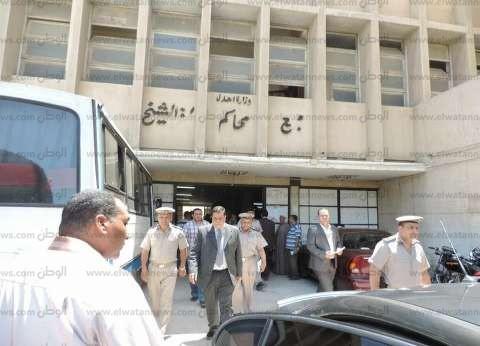 بالصور  مدير أمن كفر الشيخ يتفقد قوات تأمين المنشآت الحيوية