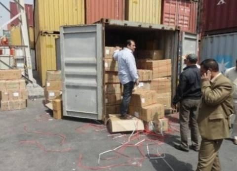 إحباط محاولتي تزوير فواتير للتهرب من الرسوم الجمركية بقرية البضائع في القاهرة