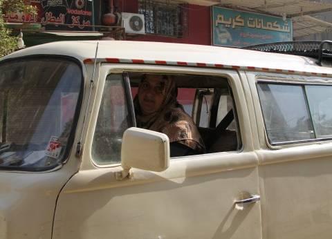 سائقة «باص المدرسة»: «محدش بياكلها بالساهل»