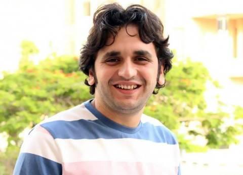 """مصطفى خاطر ينشر صورة أحمد السقا في """"مسرح مصر"""""""
