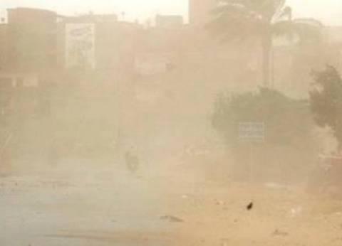 البيئة: رياح مثيرة للرمال والأتربة فى هواء القاهرة الكبرى.. اليوم وغداً