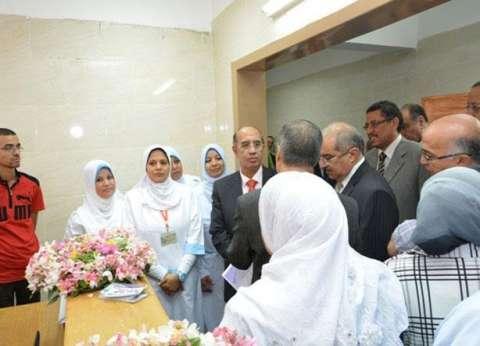 نائب رئيس جامعة أسيوط يشيد بالطفرة الطبية في علاج مرضى الصدر