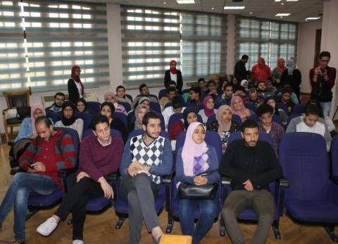 نائب رئيس جامعة عين شمس: لدينا طلاب متميزون في كل الأنشطة