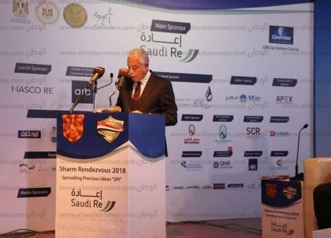 بالصور| محافظ جنوب سيناء يفتتح ملتقى شرم الشيخ السنوي الأول للتأمين