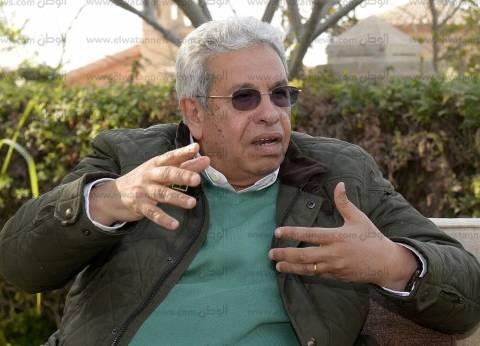 """عبد المنعم سعيد: الإخوان يتبعون استراتيجية """"لما تكون ضعيف اتمسكن"""""""
