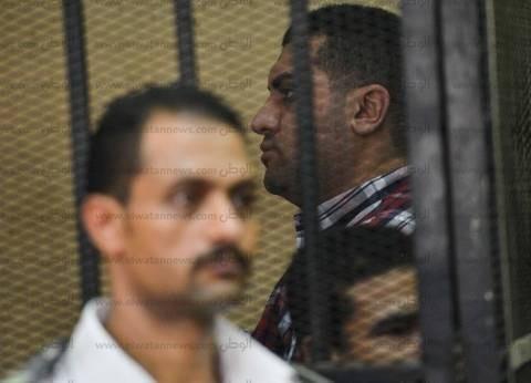 """تأجيل محاكمة معاون مباحث المقطم بتهمة قتل """"عفروتو"""" لـ11 أغسطس"""
