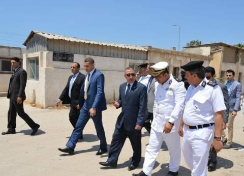أمن الإسكندرية يكشف لغز مقتل عامل بشاطئ أبو هيف ويضبط مرتكب الواقعة