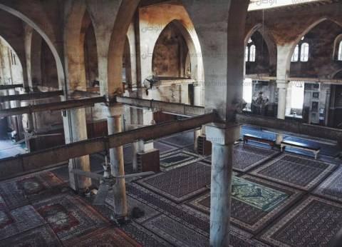 """مسجد """"سيدي أبوغنام"""".. فن حائر بين ملكية """"الآثار"""" وإشراف """"الأوقاف"""""""