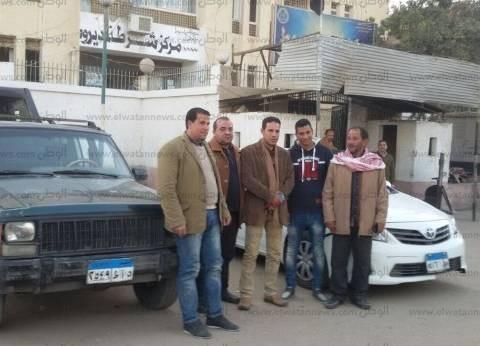 أمن أسيوط ينجح في إطلاق سراح 5 مختطفين ويلاحق المتهمين
