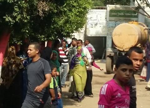 مرشحان يستغلان الأطفال في الدعاية بدائرة إمبابة مقابل 50 جنيها