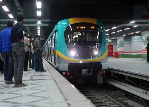 «المترو»: انتظام حركة تشغيل القطارات بالخطوط الثلاثة