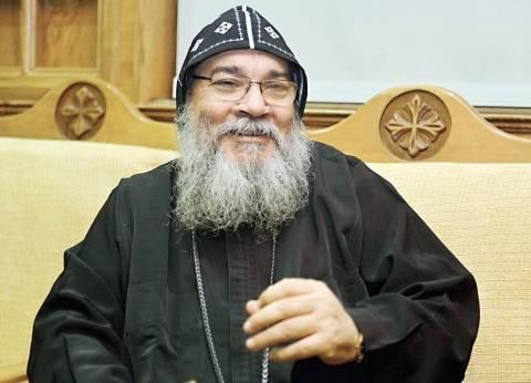 مكاريوس: شهداء المنيا رفضوا المساومة على مسيحيتهم