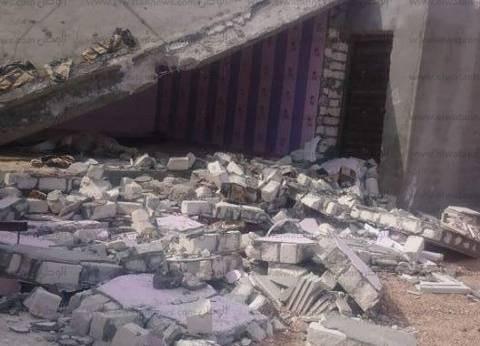 مصرع طفلة وإصابة 5 أشخاص في انفجار أسطوانة بوتاجاز في مطروح