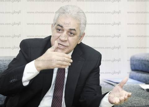 بالفيديو| حمدين صباحى: التظاهر لن يلقى قبولاً فى الأجواء الحالية.. والأجهزة الأمنية تضخم من «25 يناير»