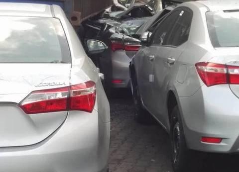 ضبط 27 سيارة مسروقة ودون ترخيص في القاهرة