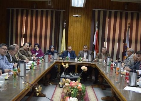 رئيس جامعة بني سويف يوافق على إنشاء مركز لتقديم الخدمات الحكومية