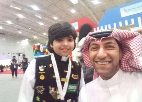 الطفل سلطان الشهري.. أصغر إعلامي في القمة الإسلامية الأمريكية