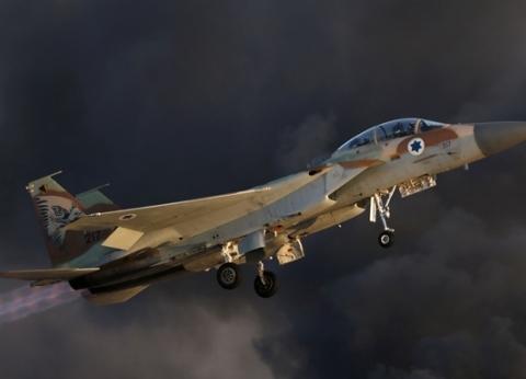 إسرائيل تقصف موقعا لحماس شمالي غزة
