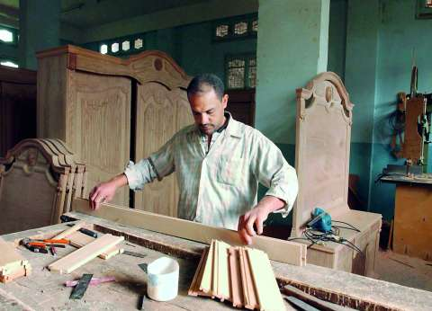 """اليوم.. انطلاق ندوة """"تطوير صناعة الأثاث في مصر"""""""