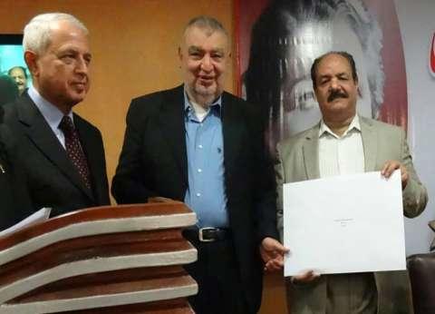 خليل الجيزاوي: فوزي بجائزة إحسان عبدالقدوس شرف وخطوة مهمة في مسيرتي