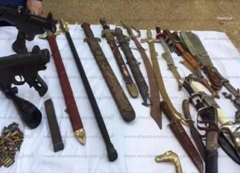 الأمن العام يضبط 166 متهم بارتكاب أعمال البلطجة والسرقة بالإكراه