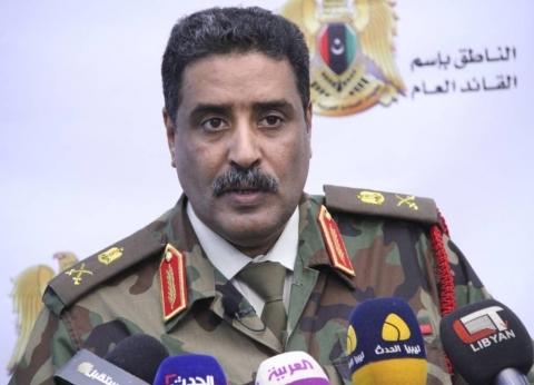 """الجيش الليبي يرصد اتصالات بين القاعدة وقطر وتركيا في """"طرابلس"""""""