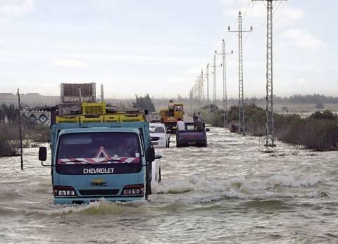 """خبراء عن """"أزمة الأمطار"""": نحتاج إلى """"شبكة صرف"""" ومسؤولين """"عندهم ضمير"""""""