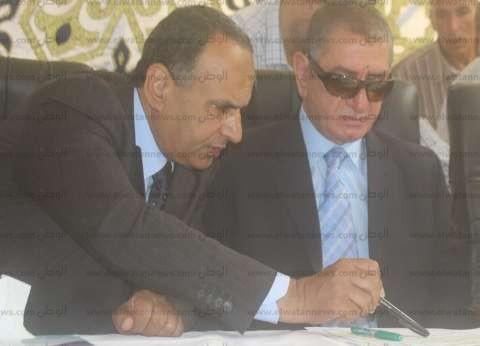 محافظ كفر الشيخ يكلف بدراسة مخطط إنشاء محاور جديدة في دسوق