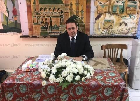 رئيس لجنة انتخابية بمدينة نصر:  إقبال الناخبين كثيف في اليوم الثالث