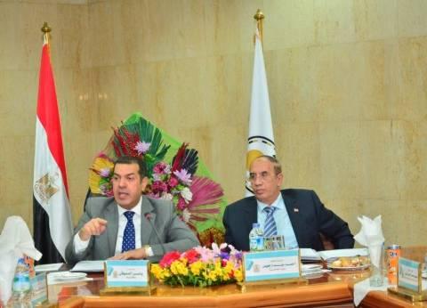 """رئيس جامعة أسيوط يشيد بـ""""مؤتمر شرم الشيخ للشباب"""""""