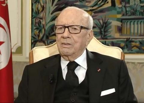 عاجل| الرئيس التونسي «السبسي» يصل إلى مقر الاتحاد الإفريقي