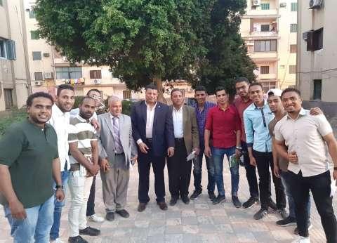 """أعضاء أمانة السياسات بـ""""مستقبل وطن"""" يصوتون على التعديلات الدستورية"""